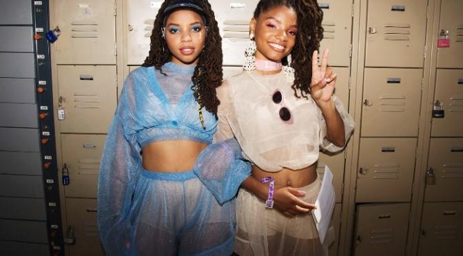 Chloe x Halle Talk Beyonce, Working As Sisters & More