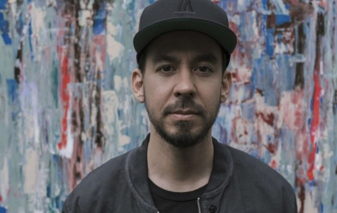 "(Video) Mike Shinoda Feat. blackbear ""About You"""