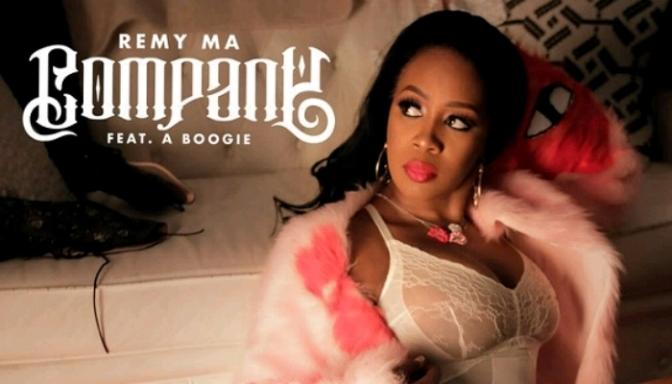 "Remy Ma Feat. A Boogie Wit Da Hoodie ""Company"""