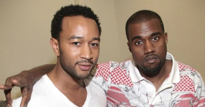 John Legend Pleads With Kanye