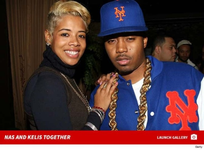 Kelis Talks Domestic Violence From Nas