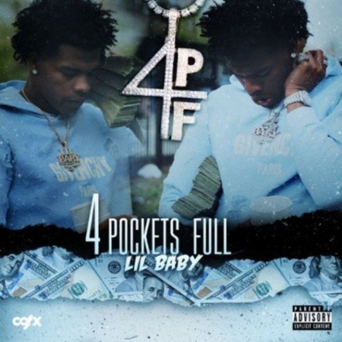 "(Stream) Lil Baby ""4 Pockets"" [EP]"