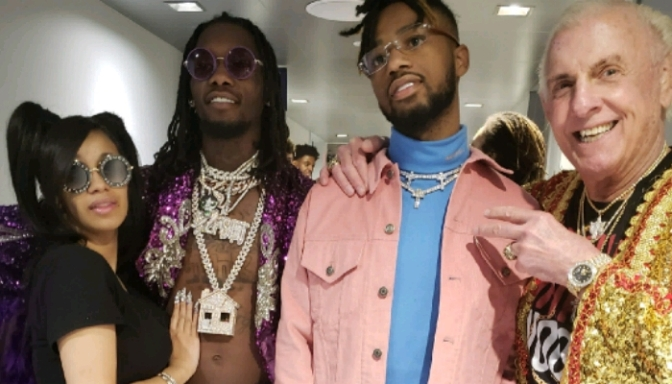 Offset Raps His Recipe for Chicken Stir-Fry