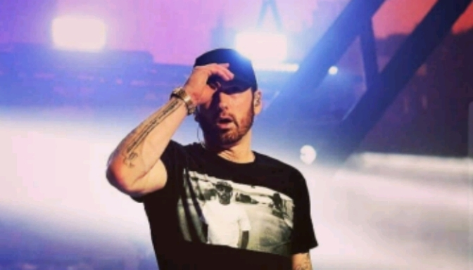 Eminem Performs at Coachella
