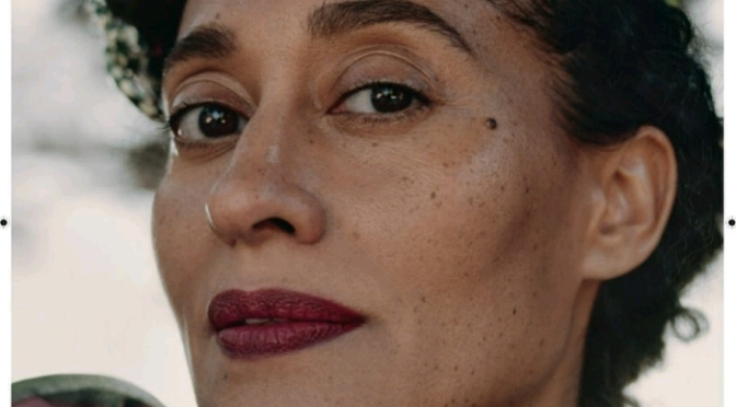 Tracee Ellis Ross Covers Violet Book