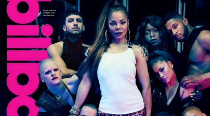 Janet Jackson Covers BILLBOARD