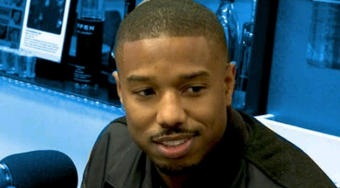Michael B. Jordan On The Breakfast Club