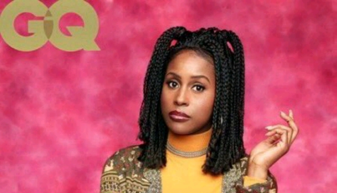 Checkout Issa Rae's 90s-Inspired Photoshoot for GQ Magazine