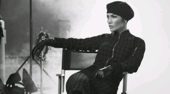 Jennifer Lopez For Emmy Magazine