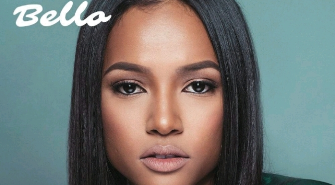 Karrueche For BELLO Mag