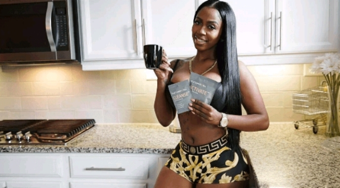 Kash Doll Announces NEW Project to Drop Next Month