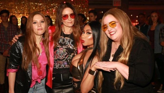 Checkout Nicki Minaj On SNL