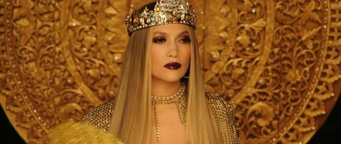 """BTS of Jennifer Lopez's """"El Anillo"""" Video"""