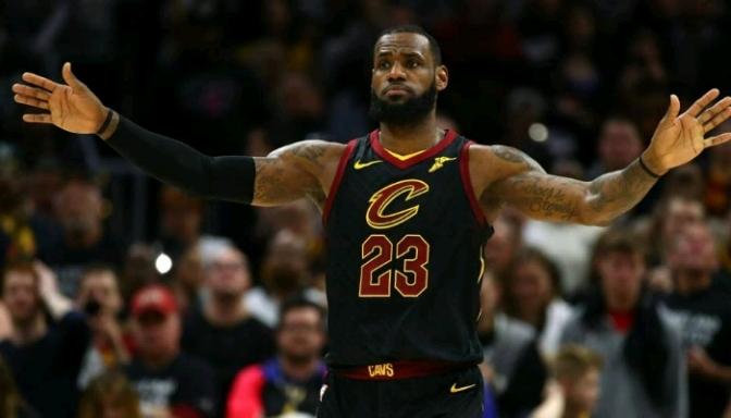 LeBron James Earns NBAs #1 Selling Sneaker