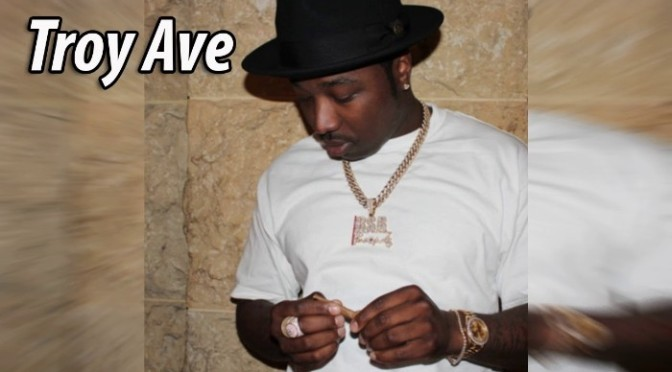 """Troy Ave """"Who Run It (Remix)"""""""