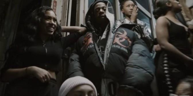 "(Video) Power Pleasant Feat. Joey Bada$$ & A$AP Ferg ""Pull Up"""