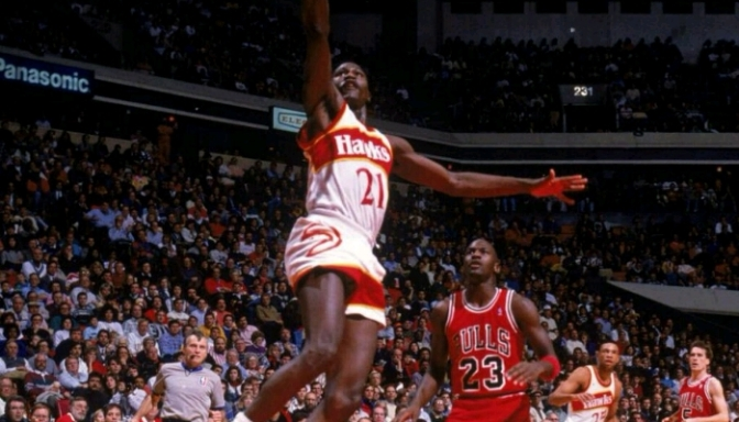 Dominique Wilkins Still Believes He Beat MJ In The 1988 Slam Dunk Contest