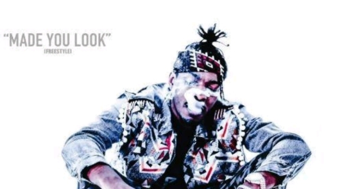 """King Los """"Made You Look (Freestyle)"""""""