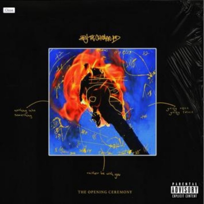 """(Stream) BJ The Chicago Kid """"The Opening Ceremony"""" [EP]"""