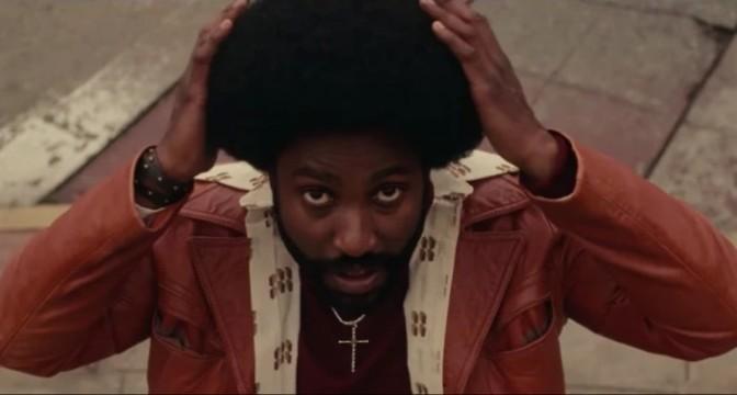 "Checkout the Trailer For Spike Lee's ""BLACKkKLANSMAN"" Produced By Jordan Peele"