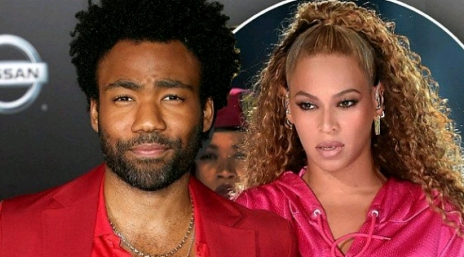 """Donald Glover Says It Was """"Intimidating"""" Working with Beyonce on Lion King"""