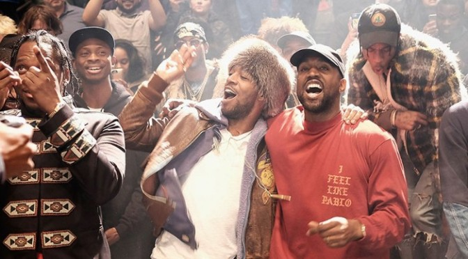 Tentative Tracklist For Kanye & Kid Cudi's LP Revealed