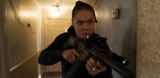 "(Trailer) ""Mile 22"" Starring Mark Wahlberg, Ronda Rousey & More"