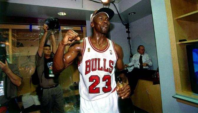 "(Trailer) Michael Jordan ""The Last Dance"""