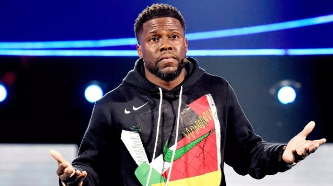 "Kevin Hart Talks About His NEW Show ""TKO"""