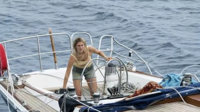 "Checkout the Trailer For ""Adrift"" Starring Shailene Woodley & Sam Claflin"