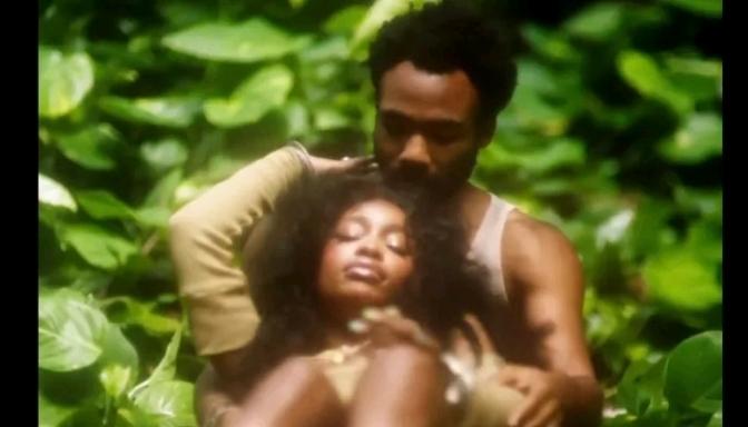 "(Video) SZA ""Garden (Say It Like Dat)"" Starring Donald Glover"