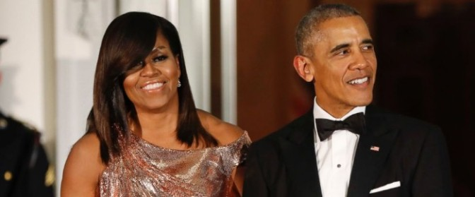 Netflix Teams with Barack & Michelle Obama To Produce Series & Films