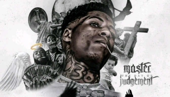 """(Mixtape) NBA YoungBoy """"Master The Day Of Judgement"""""""