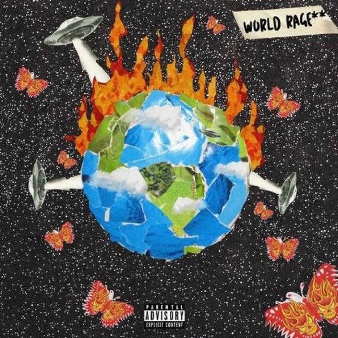"Lil Skies ""World Rage"""