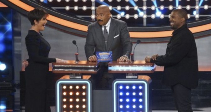 Kanye West Episode of Family Feud to Air June 10th