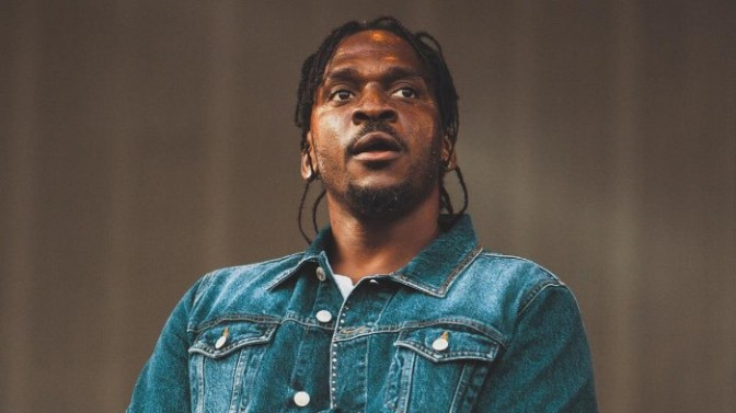"Pusha T Reveals Tracklist For ""DAYTONA"""