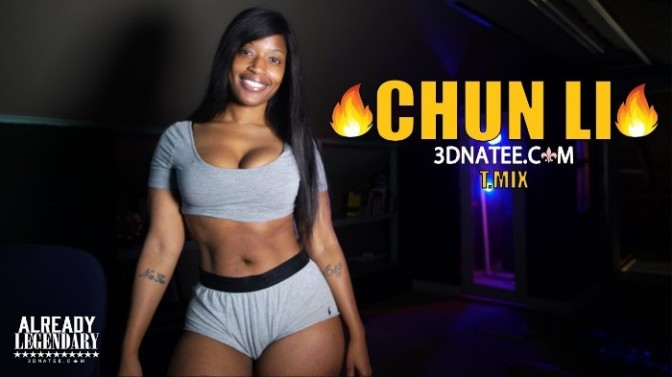 "(Video) 3D Na'Tee ""Chun Li (Remix)"""