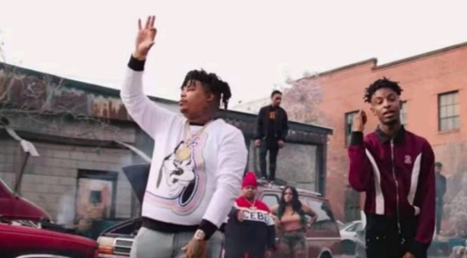 "(Video) Casino Feat. 21 Savage ""Deal"""