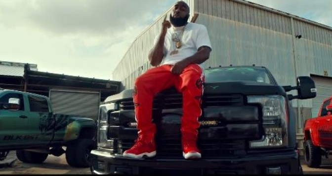 "(Video) Trae Tha Truth ""I Got It On Me"""