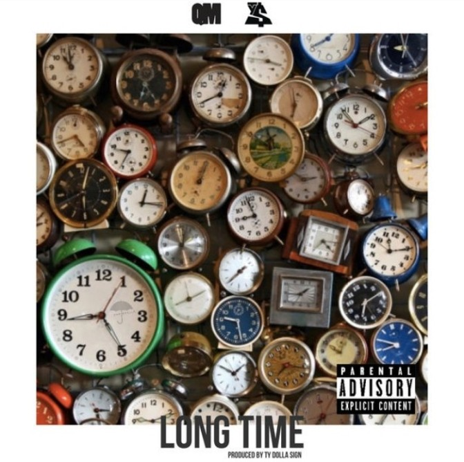 "Quentin Miller Feat. Ty Dolla $ign ""Long Time"""