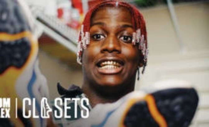 Lil Yachty Shows Off His Extremely Rare Sneaker Collection On Complex Closets