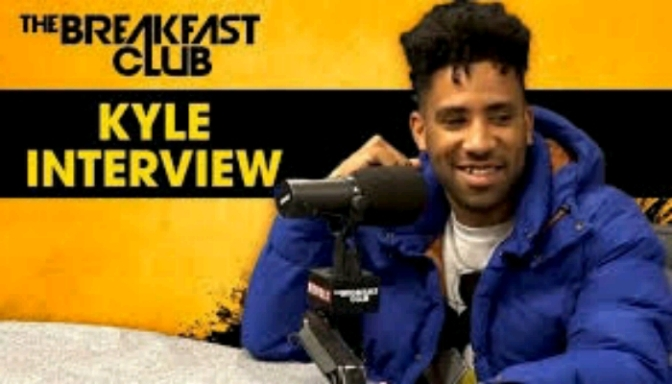 KYLE On The Breakfast Club