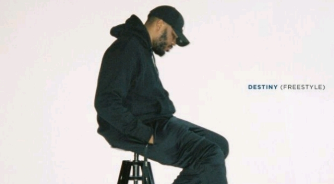 "Quentin Miller Responds to Drake, Meek Mill & Pusha T On ""Destiny Freestyle"""