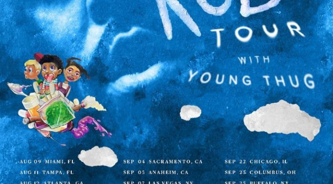 """J. Cole Announces """"K.O.D. Tour"""" with Young Thug"""