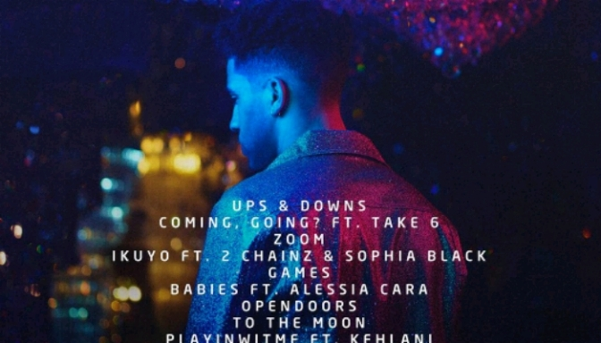 "KYLE Reveals Tracklist For ""Light of Mine"""