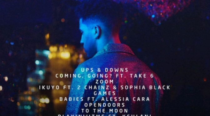 "KYLE Reveals Tracklist For ""Light of Mine"""
