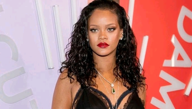 Rihanna Unveils Hologram at SavageXFenty Launch in NYC
