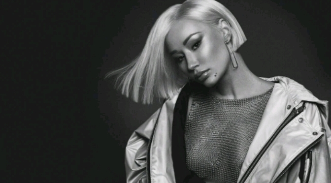 Iggy Azalea Servin In NEW Photoshoot