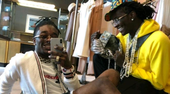 Lil Uzi Vert Previews NEW Music On Young Thug's IG