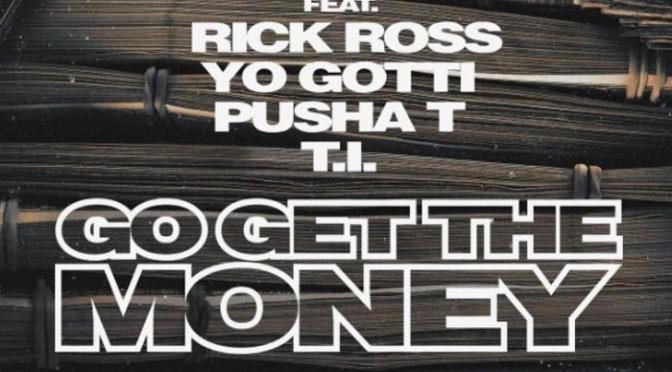 "Zaytoven Announces ""Go Get The Money"" Feat. Rick Ross, Yo Gotti, Pusha T & T.I."